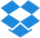 The Dropbox logo