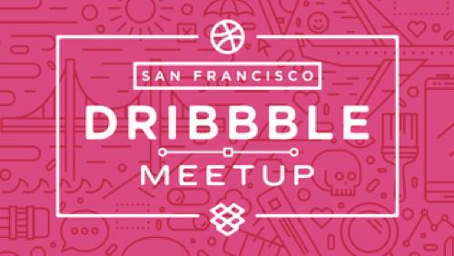 Dropbox Dribbble Page